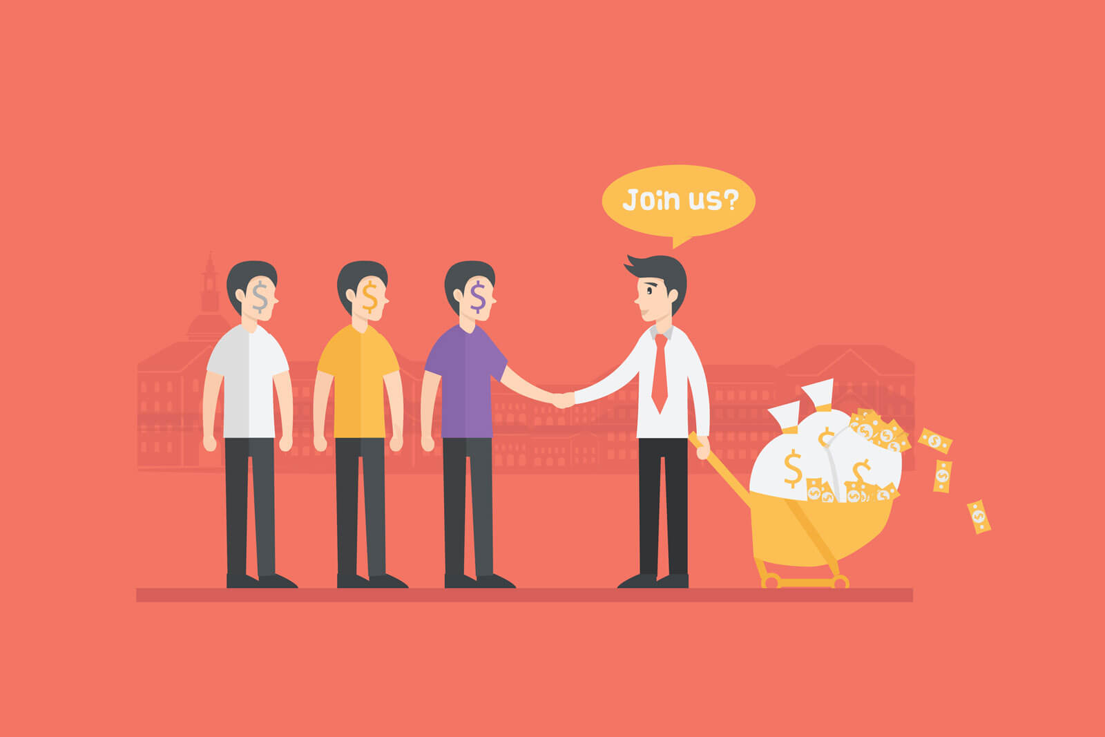referral marketing for catering business