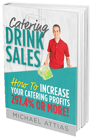 catering drink sales cover