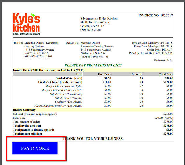 catering-invoice