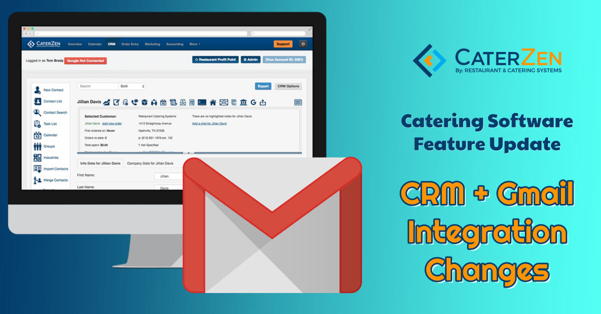 caterzen-crm-account