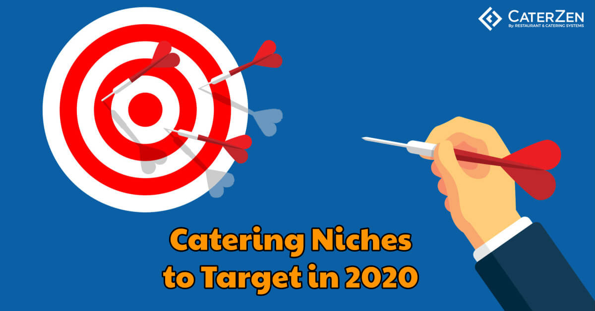 catering niche target marketing
