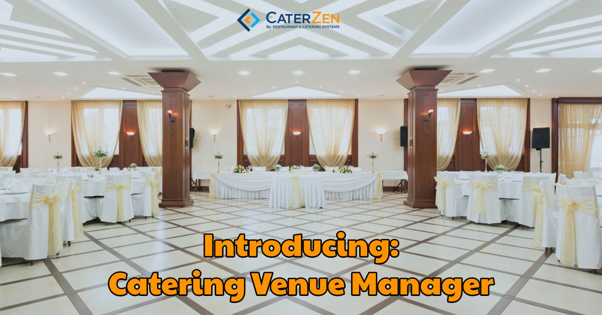 catering venue manager